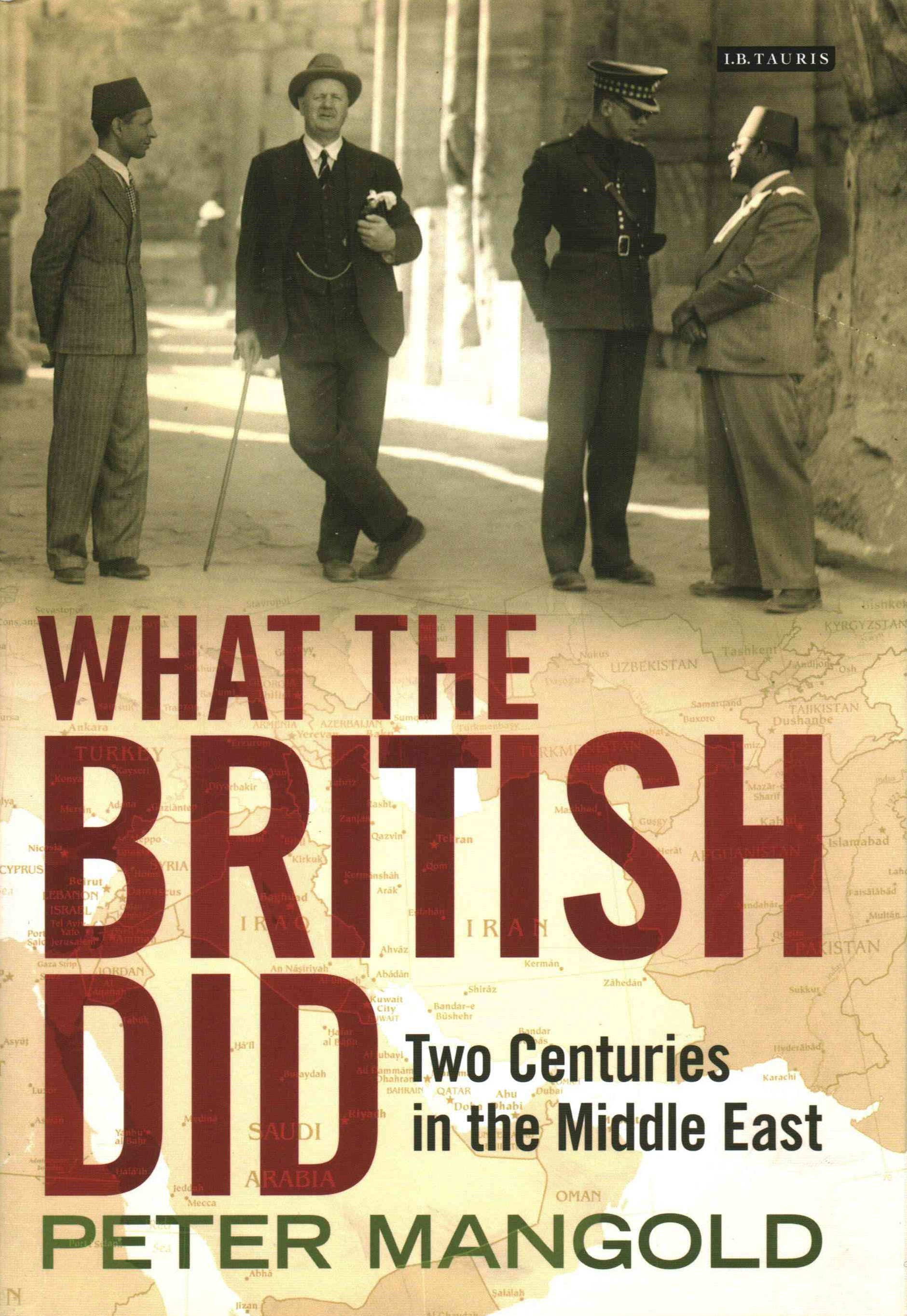 What the British Did
