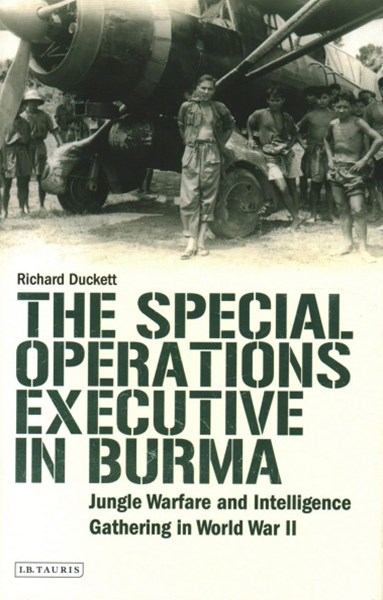 Special Operations Executive (SOE) in Burma