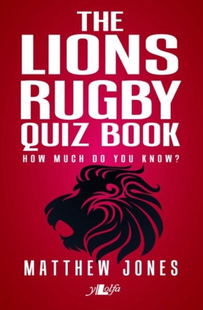 Lions Rugby Quiz Book