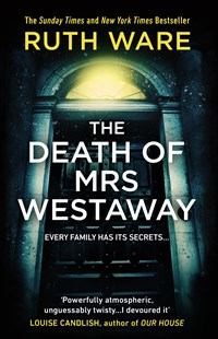 The Death of Mrs Westaway by Ruth Ware (9781784704360) - PaperBack - Crime Mystery & Thriller
