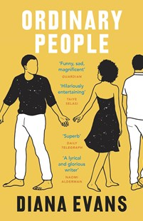 Ordinary People by Diana Evans (9781784707248) - PaperBack - Modern & Contemporary Fiction General Fiction