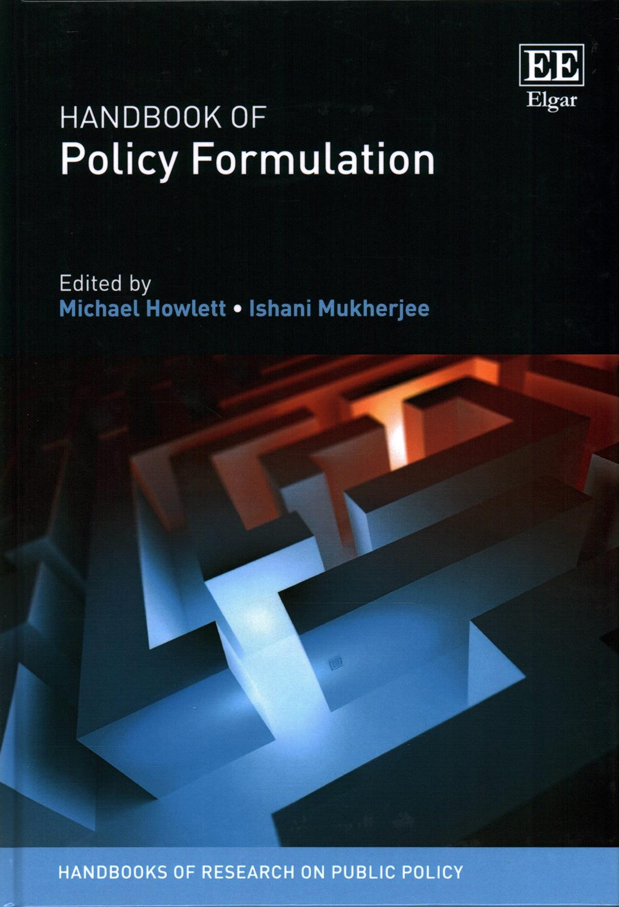 Handbook of Policy Formulation