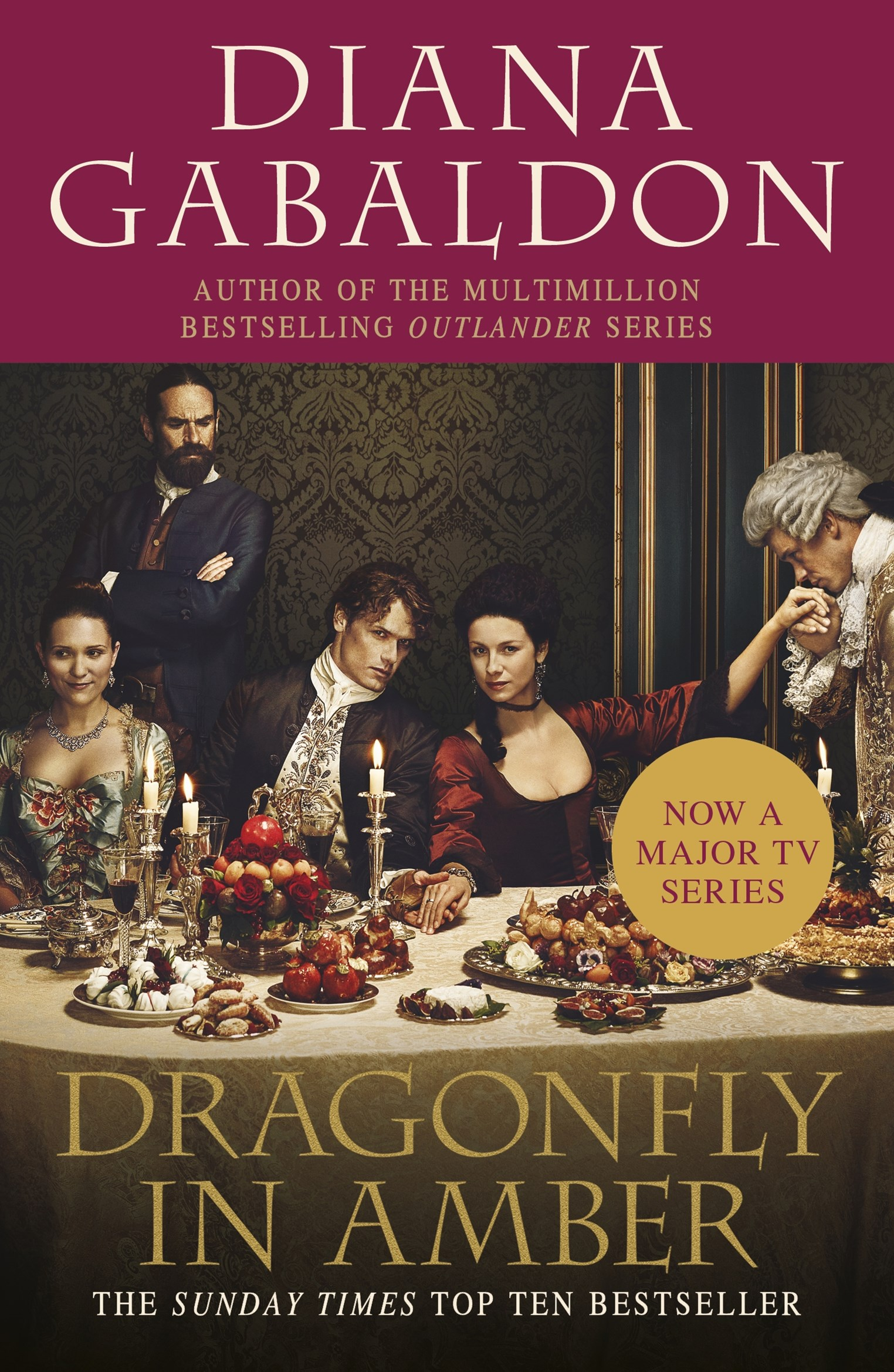 Outlander: Dragonfly In Amber (TV Tie-In)