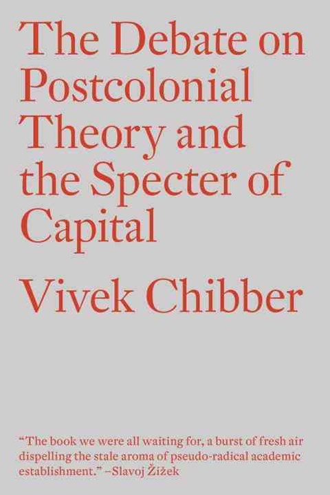 Debate on Postcolonial Theory and the Spectre of Capital