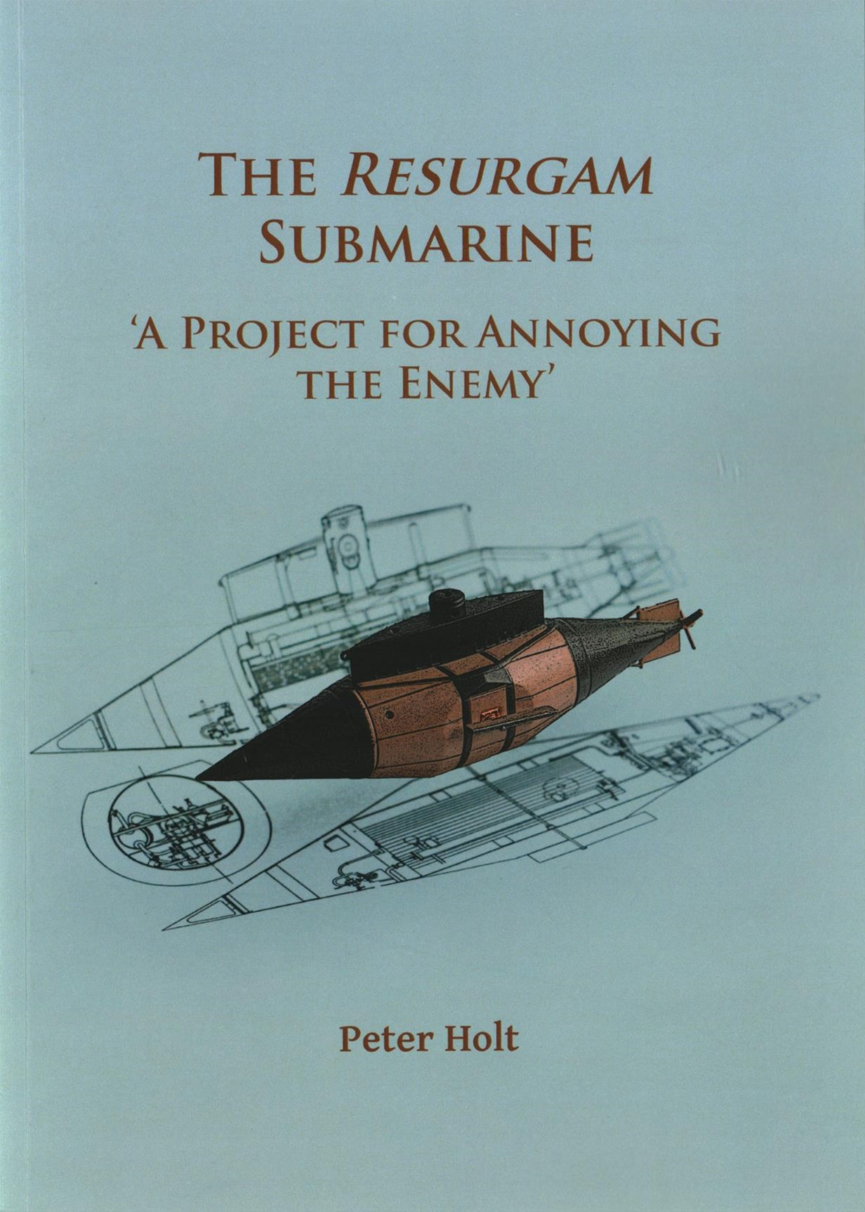 The Resurgam Submarine
