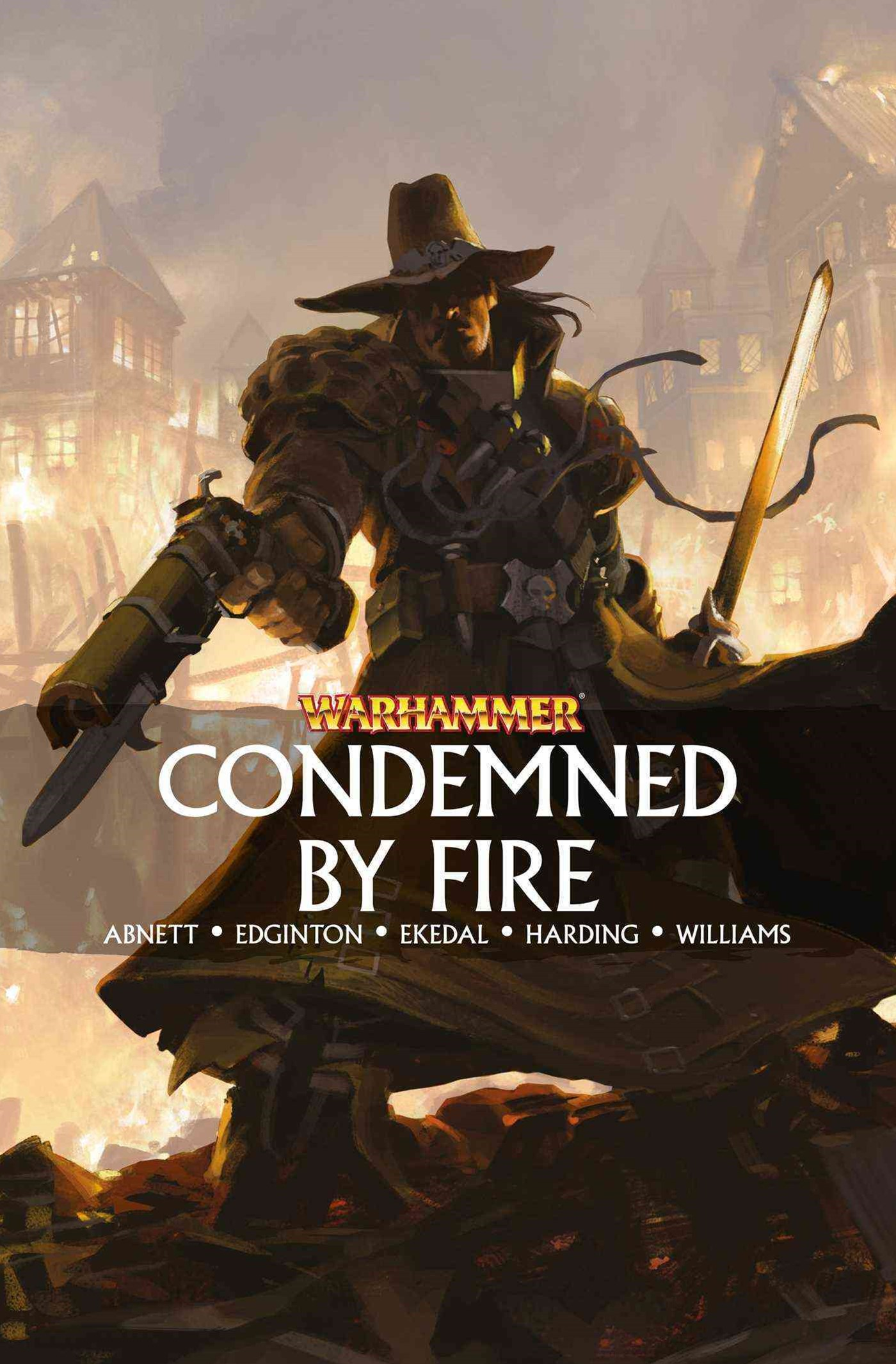 Condemned by Fire