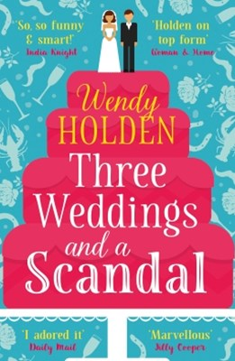 (ebook) Three Weddings and a Scandal