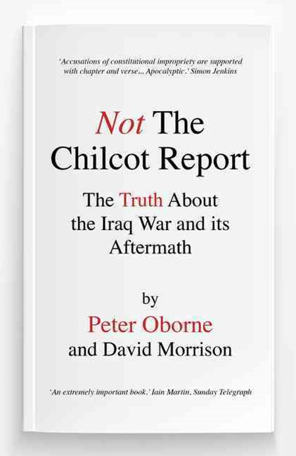 Not the Chilcot Report