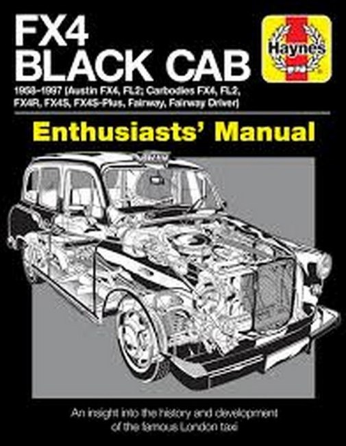FX4 Black Cab Enthusiasts Manual