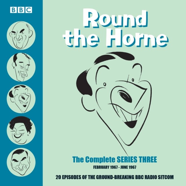 Round the Horne Complete Series