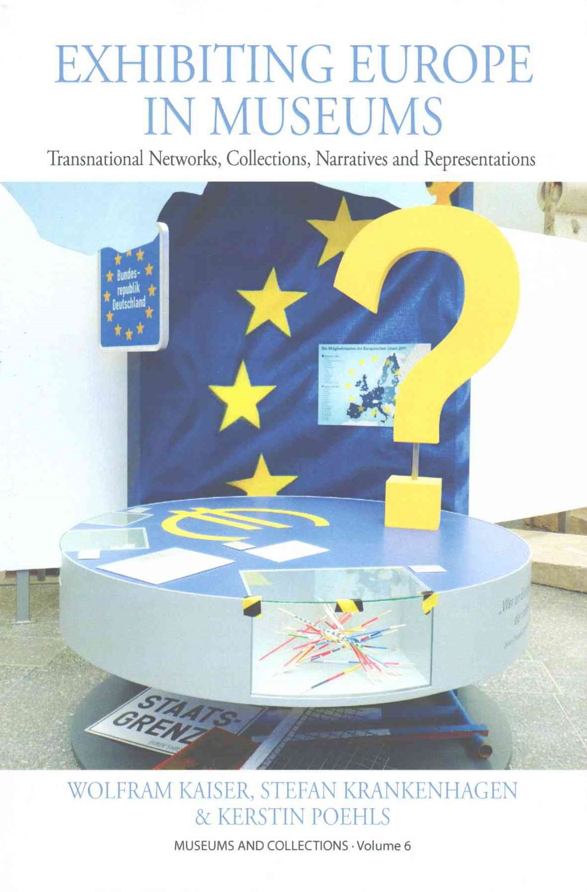 Exhibiting Europe in Museums