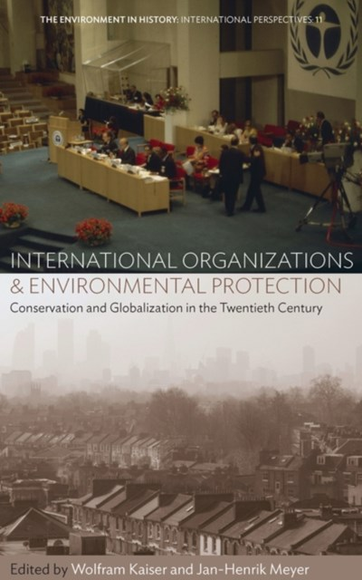 (ebook) International Organizations and Environmental Protection