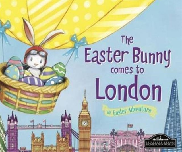 Easter Bunny Comes to London