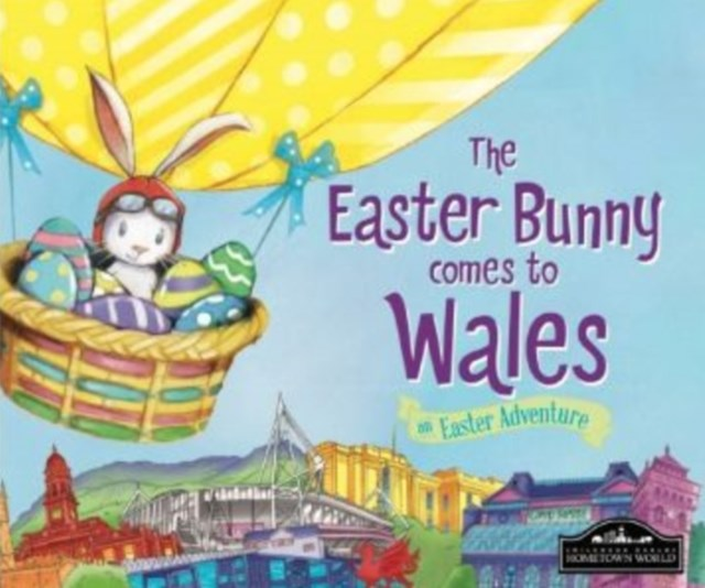 Easter Bunny Comes to Wales