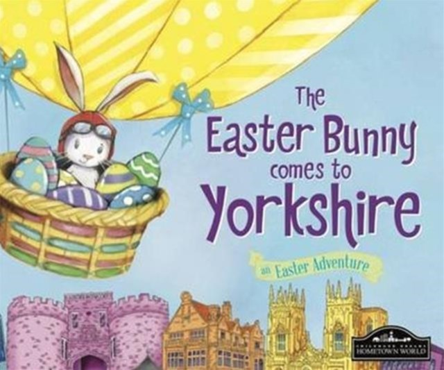 Easter Bunny Comes to Yorkshire