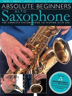 Absolute Beginners - Alto Saxophone