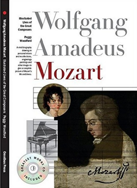 Mozart: New Illustrated Lives of Great Composers