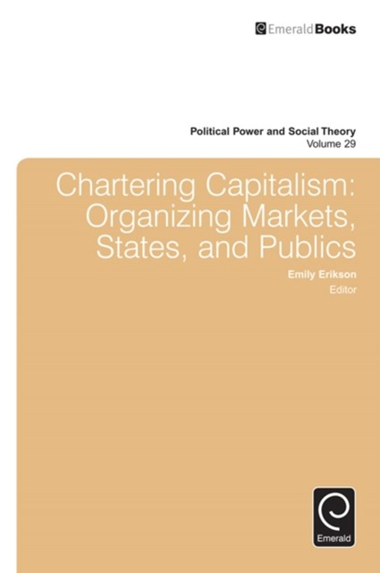 (ebook) Chartering Capitalism