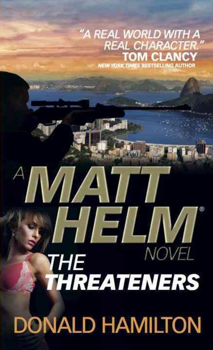 Matt Helm - The Threateners