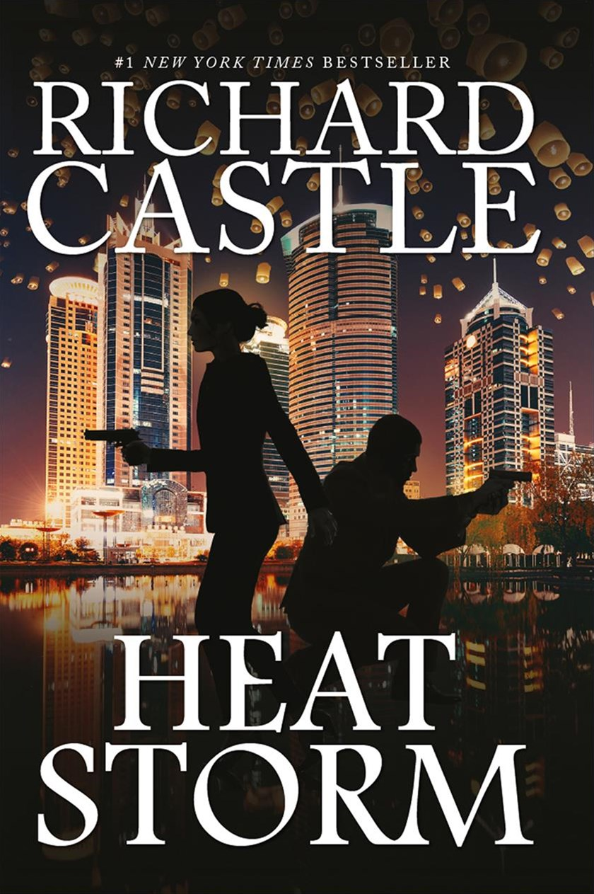 (ebook) Heat Storm