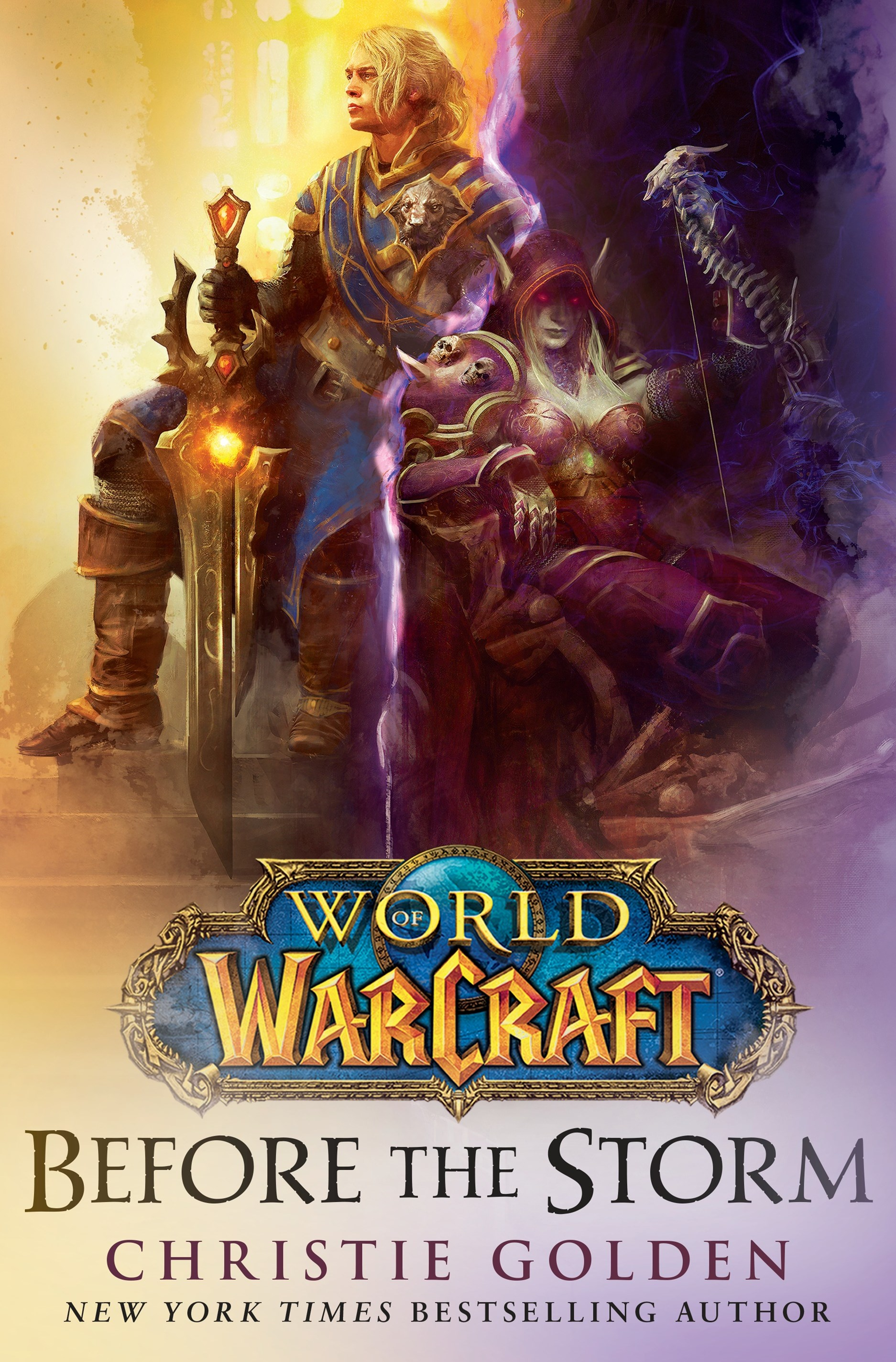 World of Warcraft, Before the Storm