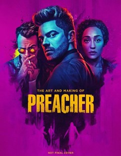 The Art and Making of Preacher by Paul Davies (9781785655883) - HardCover - Entertainment Film Writing