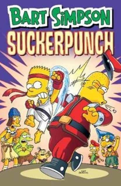 Bart Simpson - Suckerpunch