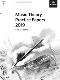ABRSM Music Theory Practice Papers 2019 Grade 1 by ABRSM (9781786013651) - PaperBack - Entertainment Dance