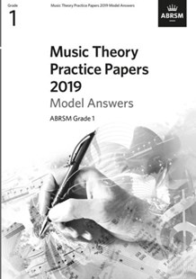 ABRSM Music Theory Model Answers 2019 Grade 1 by ABRSM (9781786013736) - PaperBack - Entertainment Dance