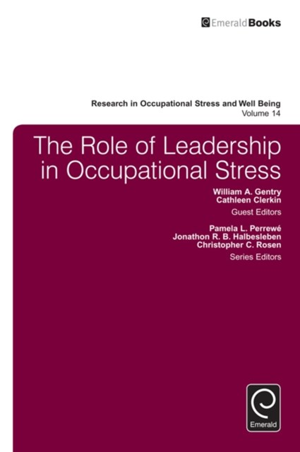 Role of Leadership in Occupational Stress