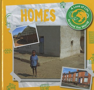 A Look at Life Around the World: Homes by Joanna Brundle (9781786377623) - PaperBack - Non-Fiction