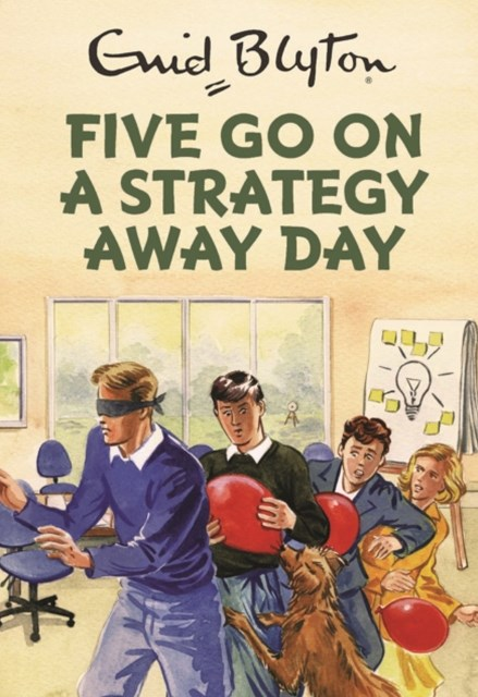 (ebook) Five Go On A Strategy Away Day