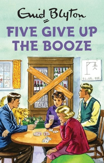 (ebook) Five Give Up the Booze
