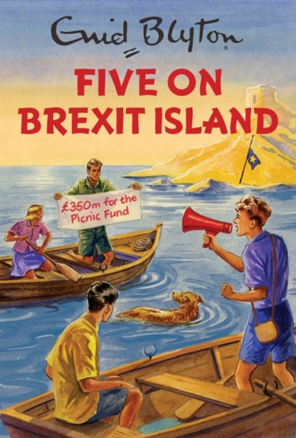(ebook) Five on Brexit Island