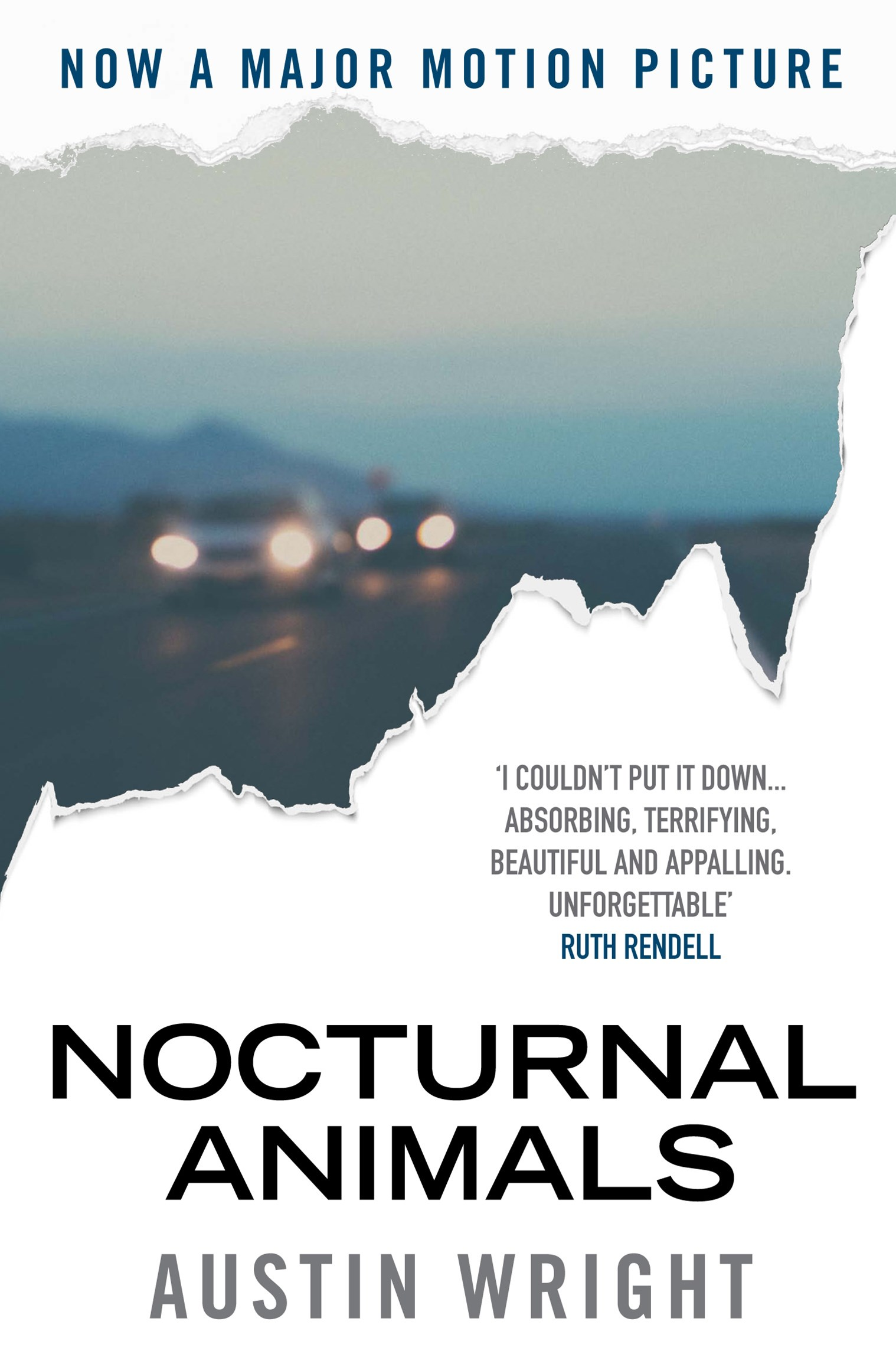 Nocturnal Animals (film tie-in)