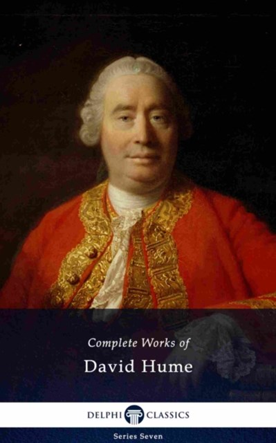 (ebook) Delphi Complete Works of David Hume (Illustrated)