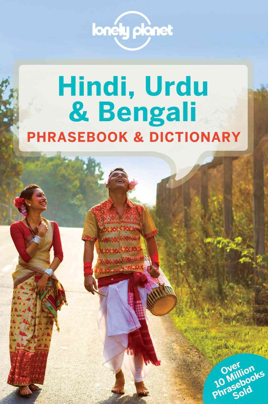 Lonely Planet Hindi, Urdu and Bengali Phrasebook and Dictionary