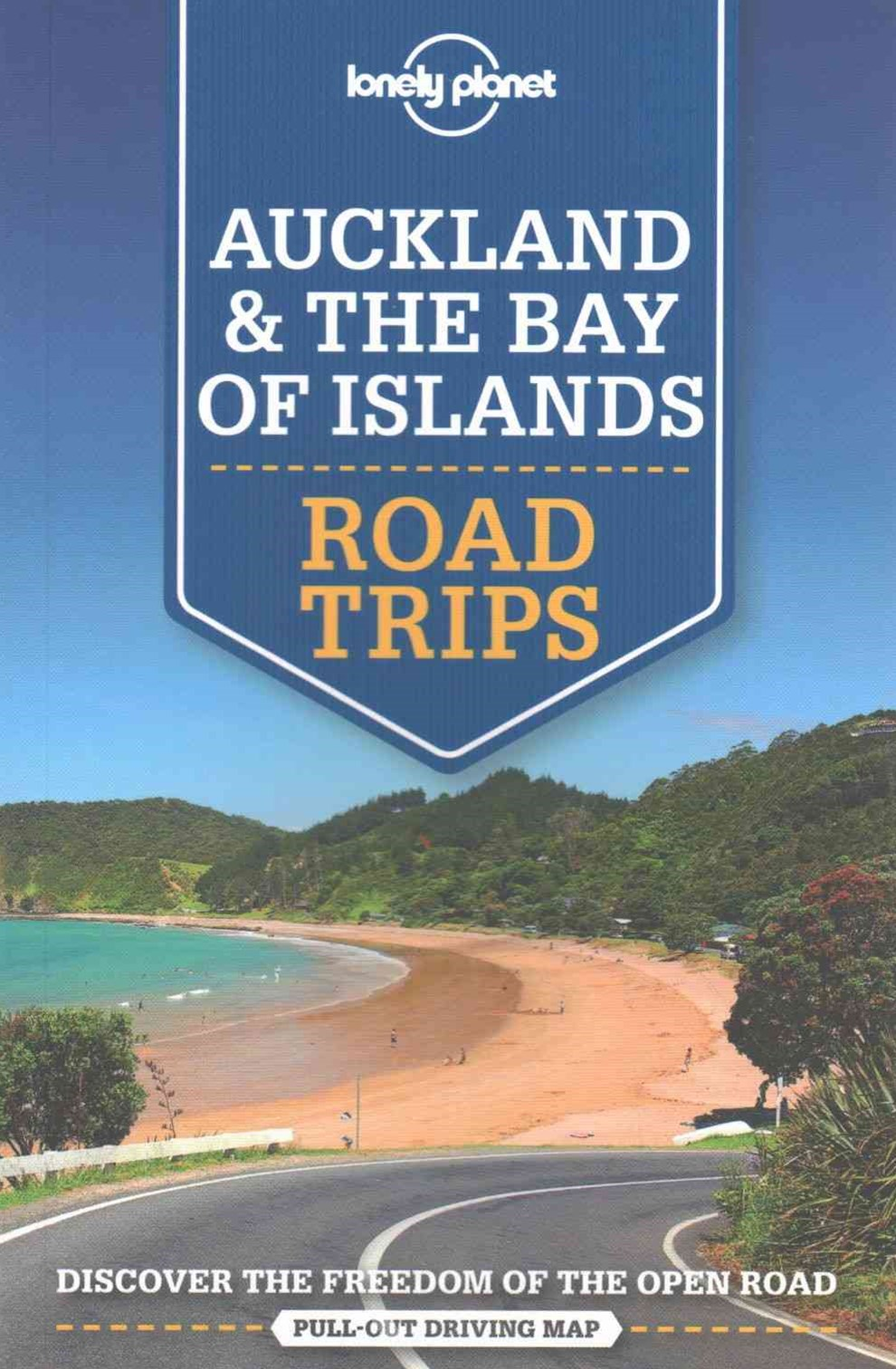 Lonely Planet - Auckland and Bay of Islands Road Trips