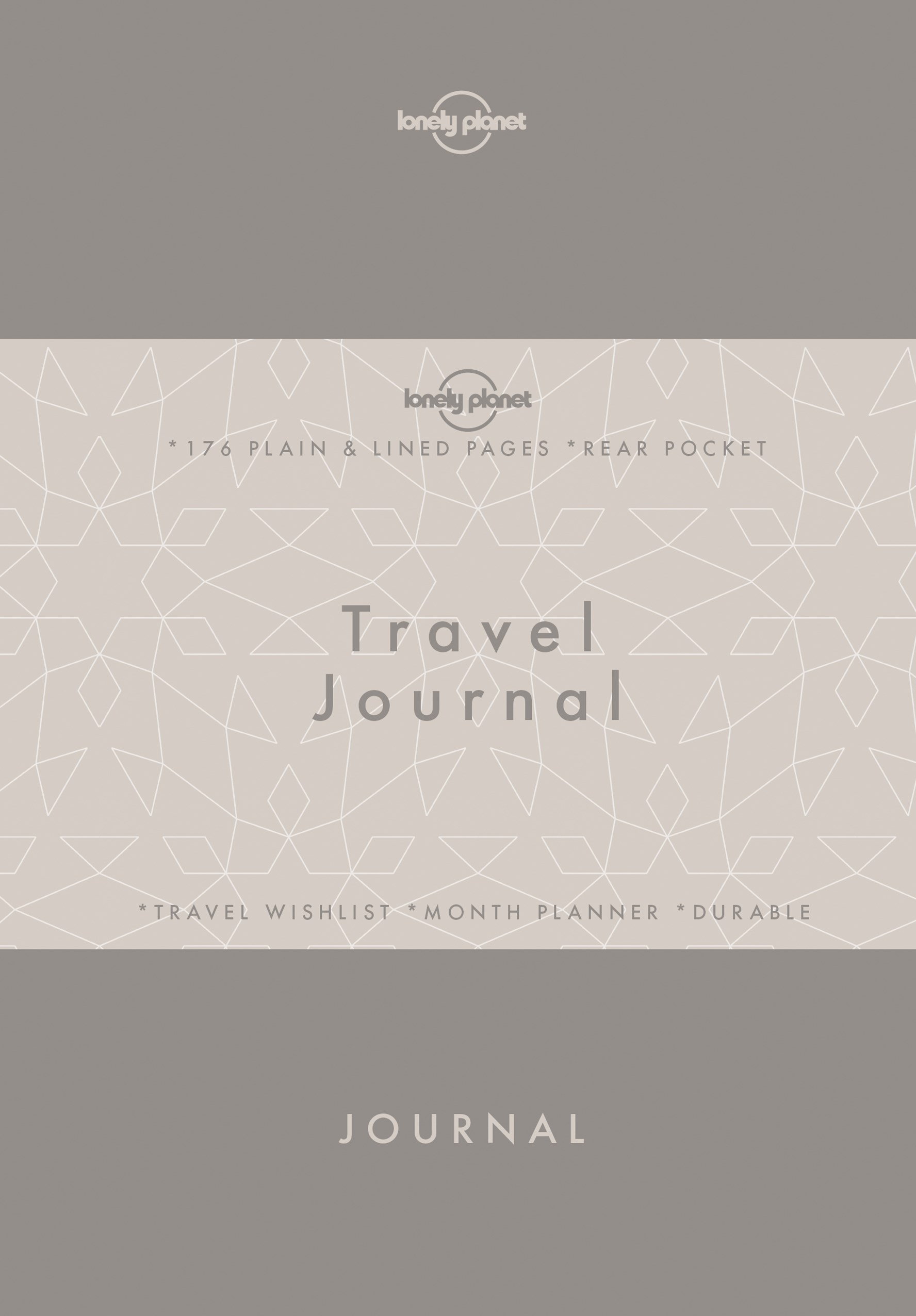 Lonely Planet Traveller's Journal