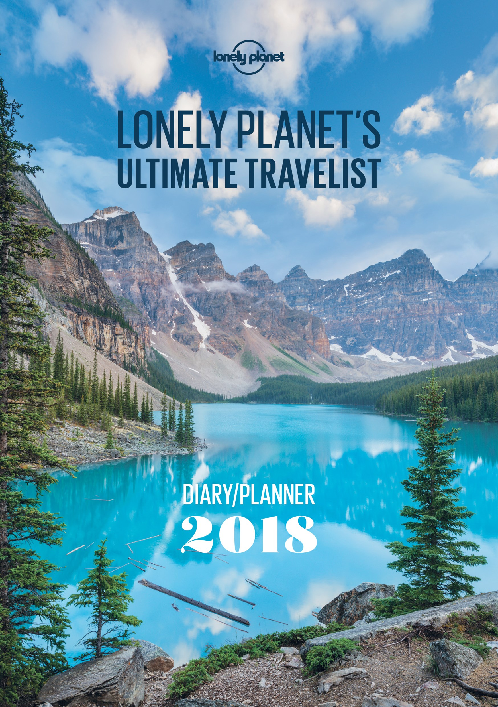 Lonely Planet Ultimate Travel Diary 2018