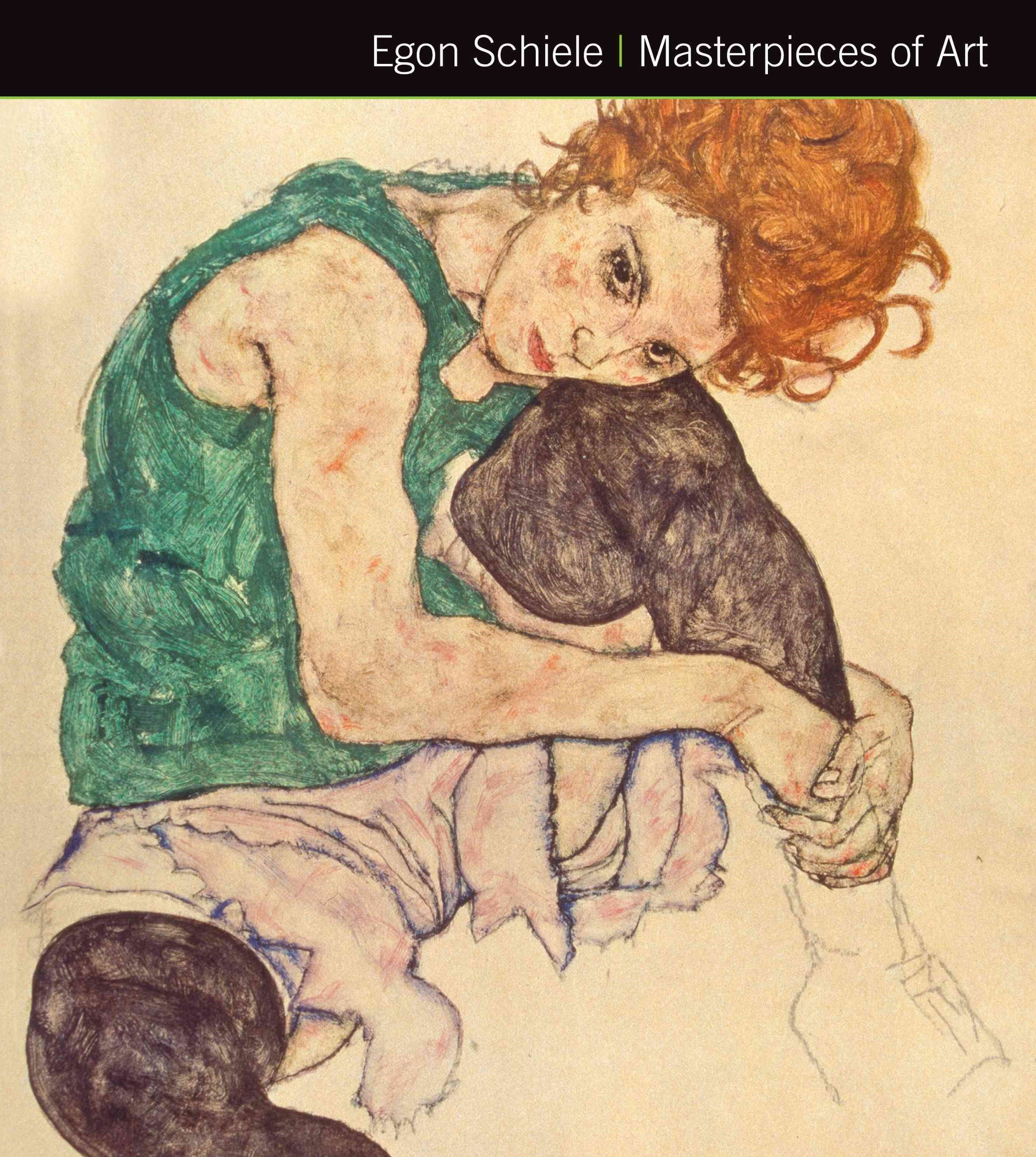 Egon Schiele: Masterpieces of Art