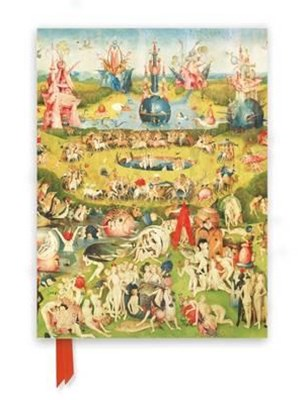 Foiled Journal #126 Bosch: The Garden of Earthly Delights