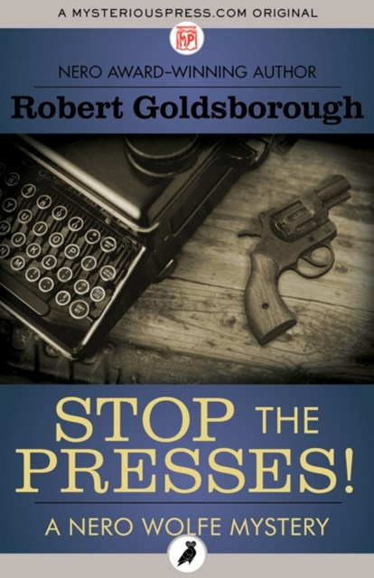 (ebook) Stop the Presses!