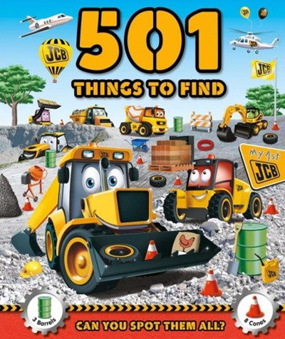 501 Things to Find Diggers