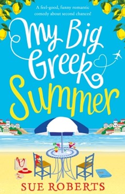 (ebook) My Big Greek Summer