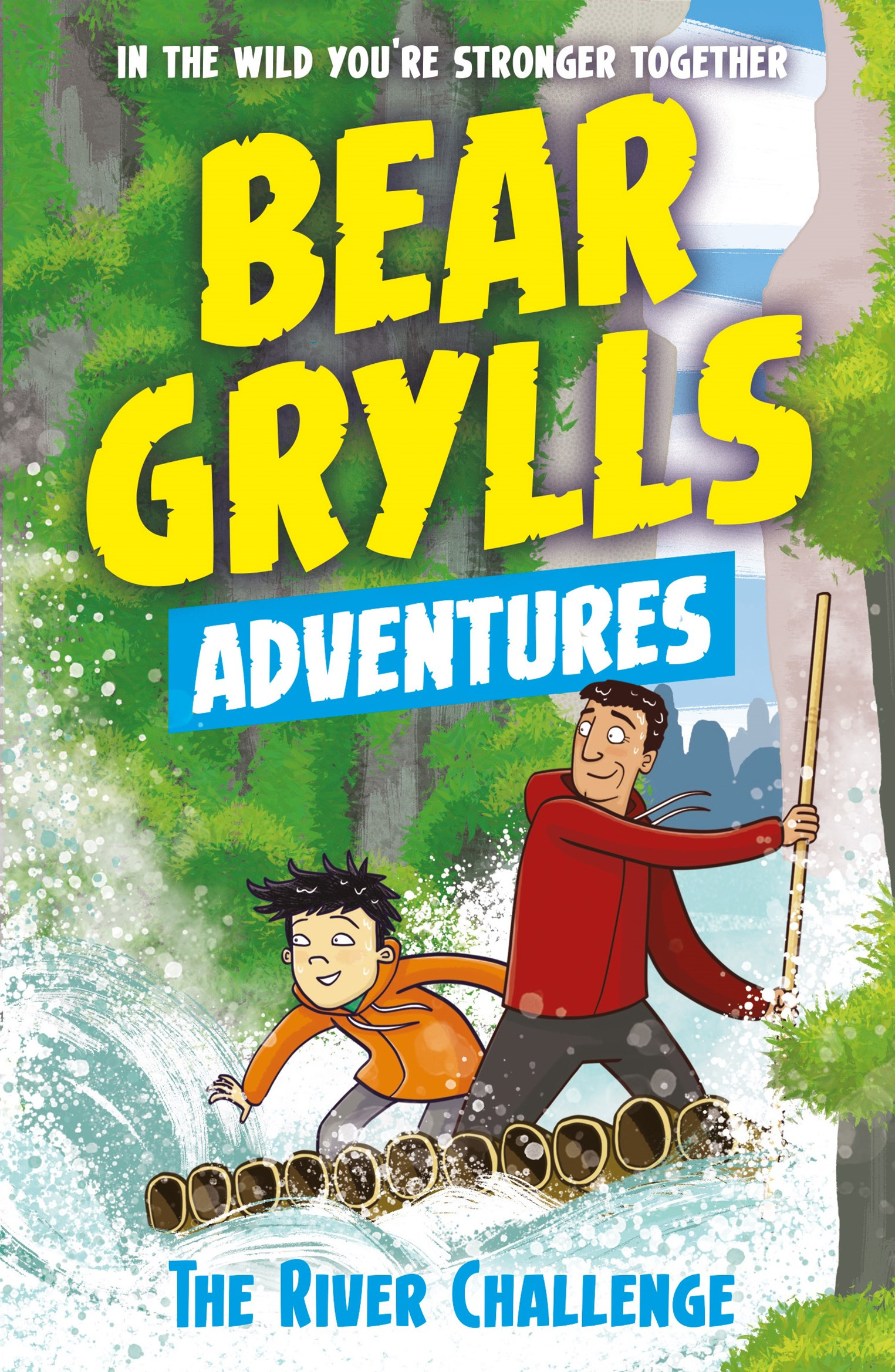 A Bear Grylls Adventure 5: The River Challenge