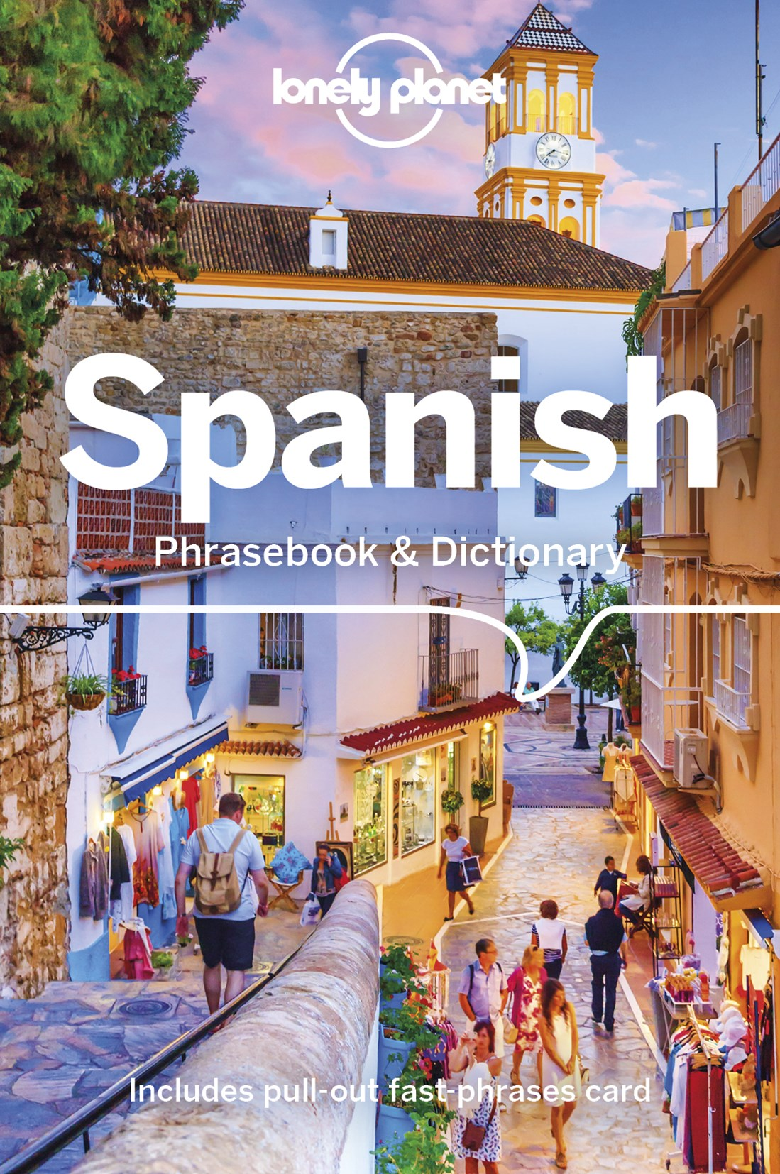 Spanish Phrasebook & Dictionary