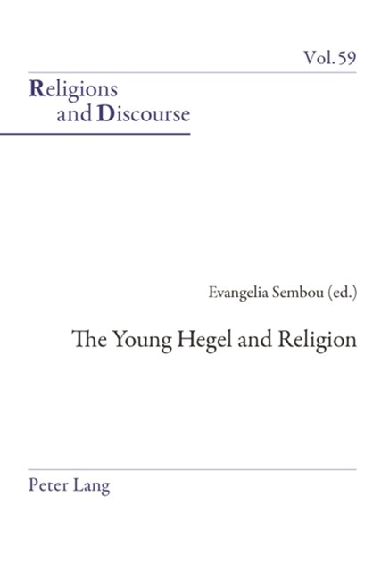 (ebook) Young Hegel and Religion