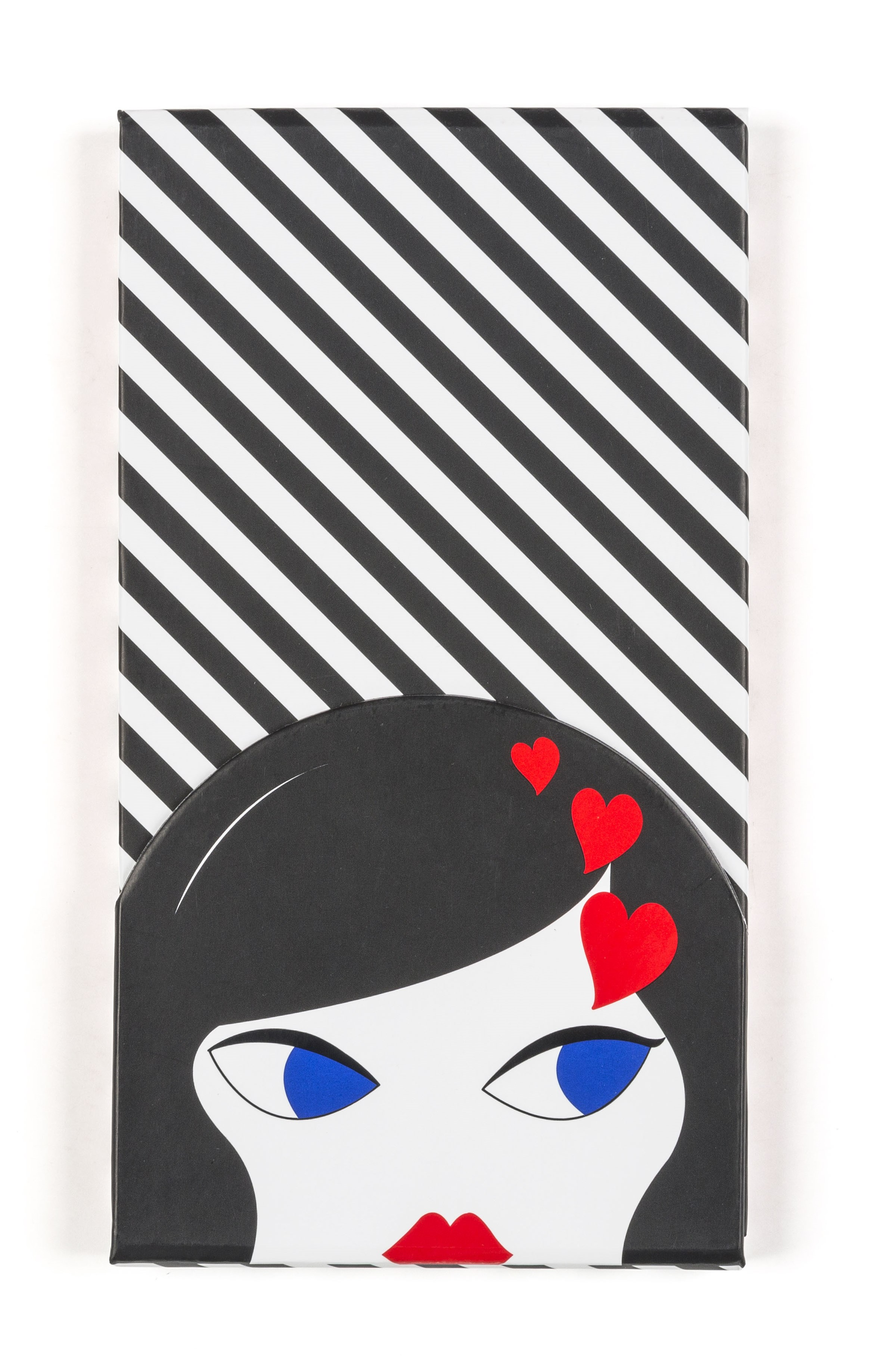 Lulu Guinness Magnetic Jotter pad
