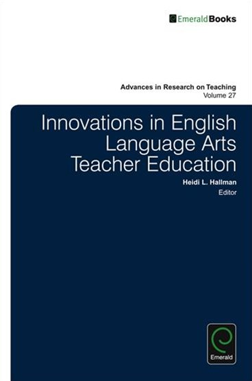 Innovations in English Language Arts Teacher Education